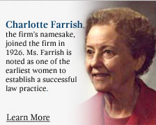 2 charlotte farrish Farrish Johnson Law Office: <br/><em>Southern Minnesota's Premier Legal Resource</em>