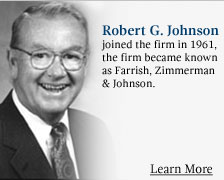 3 robert g johnson Farrish Johnson Law Office: <br/><em>Southern Minnesota's Premier Legal Resource</em>