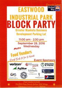 East Wood Industrial Park Block Party