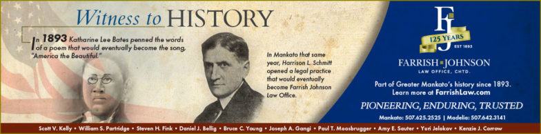 Witness to History: Farrish Johnson in 1893