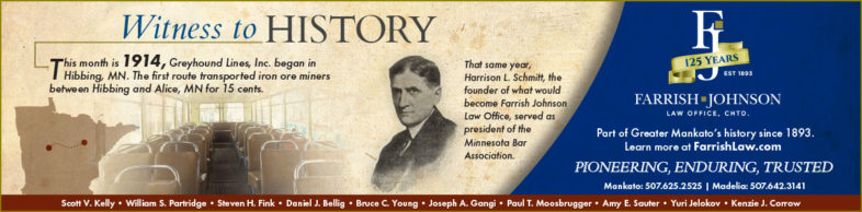 Witness to History: Farrish Johnson in 1914