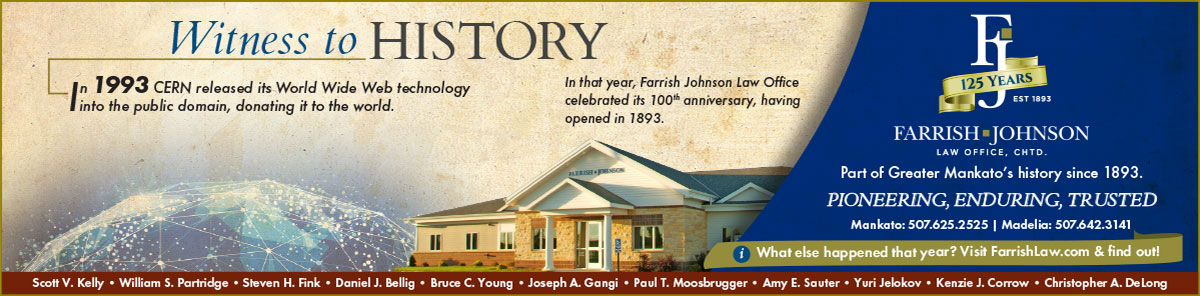 Witness to History: Farrish Johnson in 1993